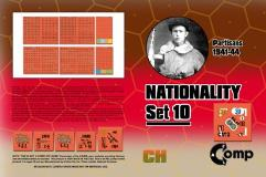 Nationality Set #10 - Partisans 1941-44