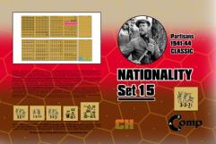 Nationality Set #15 - Partisans 1941-44, Classic