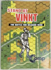 Stand at Vinkt - The Battle for Belgium 1940