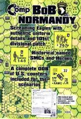 BoB Normandy (Cardstock Map Edition)