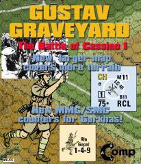 Gustav Graveyard - The Battle of Cassino I