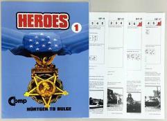 Heroes 1 - Hurtgen to Bulge