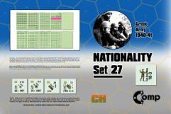 Nationality Set #27 - Greek Army 1940-41