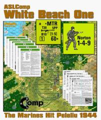 White Beach One - Peleliu 1944