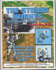 Stonne Heights, The - Gateway to Sedan 1940 (2nd Edition)