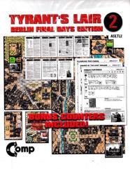 Berlin II - Tyrant's Lair II (Cardstock Map Edition)