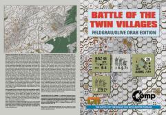 Battle of the Twin Villages (Feldgrau-Olive Drab Edition)