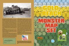 Gold Beach - Monster Map Set