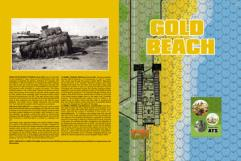 ATS Gold Beach - D-Day 1944