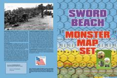 Sword Beach - Monster Map Set