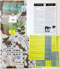 Battle of the Bulge I (Cardstock Map Edition)