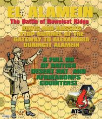 El Alamein - The Battle of Ruweisat Ridge