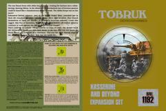 Tobruk Deprogrammed BRL 1192 - Operation Kasserine and Beyond