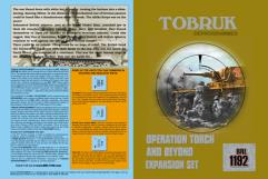 Tobruk Deprogrammed BRL 1192 - Operation Torch and Beyond