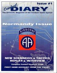 """Combat Diary #1 """"Normandy Issue"""""""