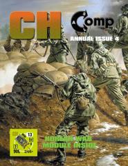 CH Annual #4 w/Korean War Action Inside