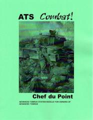 Combat! Chef-du-Pont (Cardstock Map Edition)
