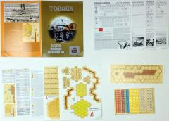 Tobruk Deprogrammed BRL 1192 - Benghazi Handicap Expansion Set