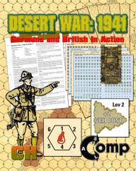 Desert War 1941