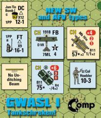 GWASL 1 - Tankschreken! (2nd Edition, AP Board Edition)