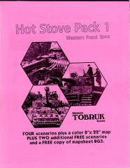 Hot Stove Pack #1