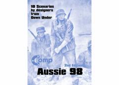 Aussie ASL '98 Pack (2nd Edition)