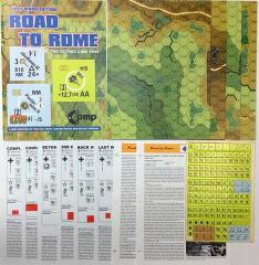 Road to Rome - Battle for the Gothic Line 1944