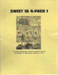 Sweet 16 4-Pack #1