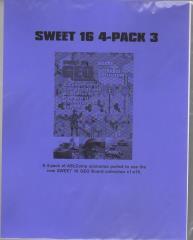 Sweet 16 4-Pack #3