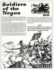 Soldiers of the Negus (2nd Edition)