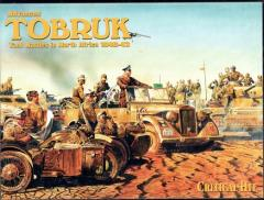 Advanced Tobruk (3rd/4th Edition, Cardstock Map Edition, 2016 Printing)