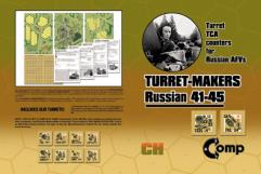 Turret-Markers - Russian 41-45