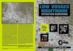 Low Vosges Nightmare - Operation Nordwind