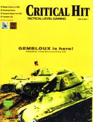 "Vol. 4, #1 ""Gembloux is Here!"" (Reprint Edition)"