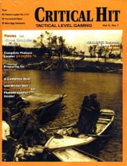 "Vol. 5, #1 ""River Crossing Tactics, Platoon Leader"" (Reprint Edition)"