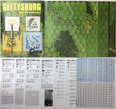 Gettysburg - Into the Wheatfield Expansion (1st Edition)