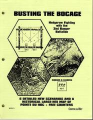 Busting the Bocage (1st Edition)