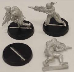 Alguaciles w/Combi Rifles #1