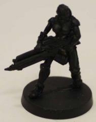 Fusilier w/HMG #1