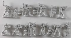 UFO Squad - Grey Alien Troopers #1