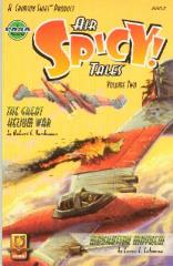 """Spicy Air Tales! #2 """"The Great Helium War"""""""