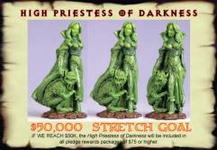 Lilith, Dark Queen (Kickstarter Exclusive)