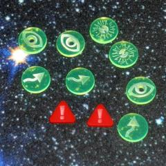 Starfighter Action Token Set