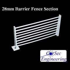 Barrier Fence Section