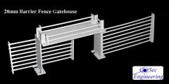 Barrier Fence Gatehouse