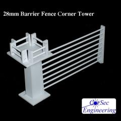 Barrier Fence Tower