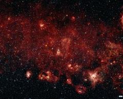 "60 x 50"" Red Nebula - No Overlay"