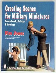 Creating Scenes for Military Miniatures