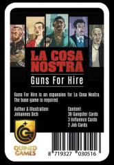 Guns for Hire Expansion