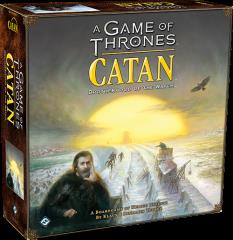 Game of Thrones Catan, A - Brotherhood of the Watch